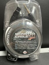 Monster Studiolink Sl-Cfx-1 Xlr Female to Trs 1/4� Male Cable 1M/3.28ft
