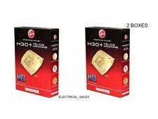 HOOVER H30 TELIOS ARIANNE SENSORY VACUUM CLEANER BAGS 09178286 x 2 BOXES GENUINE