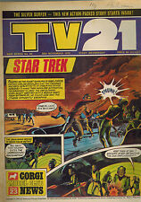 TV21 COMIC New Series No. 62 from 1970