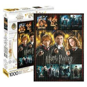 Harry Potter Movies 1000 piece jigsaw puzzle 710mm x 510mm (nm 65384)