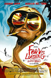 Posters USA - Fear and Loathing In Las Vegas Movie Poster Glossy Finish - PRM030
