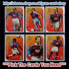 Cromos de fútbol de coleccionismo Aston Villa Premier League