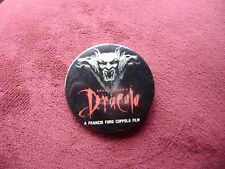 "Vintage ""Dracula"" movie pin / Good condition"