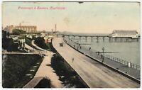 CLEETHORPES - Promenade & Gardens - Grimsby - Lincolnshire - c1900s era postcard
