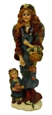 Boyds Bears Cosmos The Gardening Angel Figurine 1995 Style 28201 Edition 18E