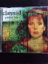 Clannad Greatest Hits Barely Used 18 Track Irish Pop Folk Cd Best Of