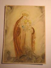 Anne-Marie JAGENBERG-Vital-Madonna en perles Manteau 1947 Vital-Art Göttingen