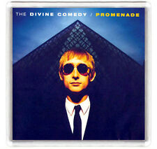 The Divine Comedy-Promenade Lp Cover Fridge Magnet IMAN nevera