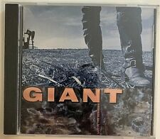 Giant - Last of the Runaways CD 1989 A&M 395 272-2 Hard Rock VG