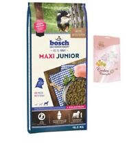 15kg Bosch Junior Maxi  + Lolo Hundekekse