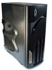Thermaltake Shark Tour Noir Aluminium ATX Computer PC Cas Chassis Boîtier neuf
