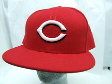 New Era 59/50 Cincinnati Reds Fitted Baseball Cap 7 3/4