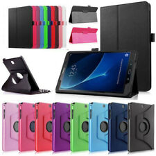 AU For Samsung Galaxy Tab A 8.0 T380 T350 T355 PU Leather Smart Stand Cover Case
