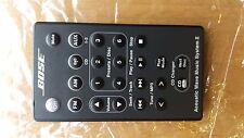 Bose Acoustique Wave Musique Multi Disque CD Système II Lecteur Télécommande