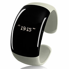 Ladies Bluetooth Fashion Bracelet with Time Display - Call/Distance Vibration