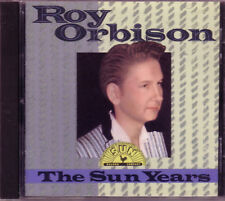 Roy Orbison Sun Years Rhino CD Classic Rock 60s 70s