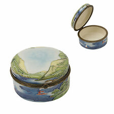 Old Tupton Ware TW7244  Lakeland  design Trinket Box   NEW   18955