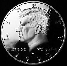 1995 S  Kennedy Half Dollar Clad Proof from Original U.S. Mint Proof Set