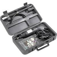 Basetech 814677 Mini-Bohrmaschinen-Set 80tlg. Multifunktionswerkzeug inkl.