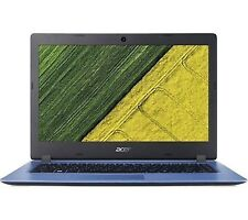 Acer Aspire One 14 Inch Celeron 4gb 32gb Laptop - Blue