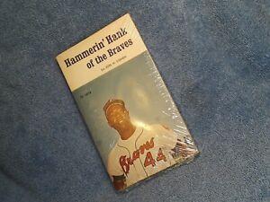 Hammerin' Hank of the Braves by Joel Cohen (1971, Scholastic Books)