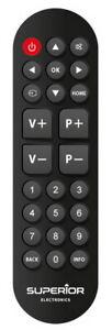 TV Fernbedienung Universal Remote Control geeignet für Sony KDL-32WD757