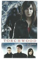 Torchwood Into The Silence Sarah Pinborough BBC 2009 First Edition Hardback Good