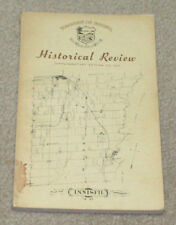 SUPPLEMENTARY EDITION TO INNISFIL HISTORICAL REVIEW, 1850-1950, TOWNSHIP'S CENTE
