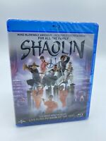 Shaolin Blu-ray (2015) Brand New And Sealed - Kung Fu Show.
