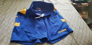100% Authentic MITCHELL & NESS LOS ANGELES RAMS Swingman SHORTS Size Large