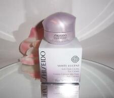 Shiseido White Lucent Anti-Dark Circles Eye Cream 0.5oz NIB
