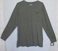 Croft & Barrow Easy Care Men's 3XL Prairie Heather Green Long Sleeve Shirt New