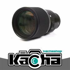 NUEVO Sigma 85mm f/1.4 DG HSM Art Lens for Sony E Mount