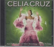 "Celia Cruz ""Forever Gold"" NEW & SEALED CD - 1st Class Post From The UK"