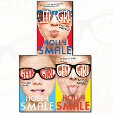 Holly Smale Geek Girl Series Collection 3 Books Set NEW Model Misfit, Picture