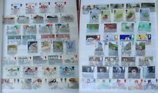 GB Stamps 1984-1985 – 17 Used Commemorative Sets (72 Stamps)