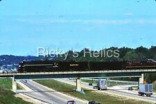 """Original Slide Nkp 765 2-8-4 """"Berkshire"""" Nickel Plate Road 1987 Indiana Ft W R"""