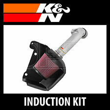K&N Typhoon Performance Air Induction Kit - 69-6544TS - K and N High Flow Part