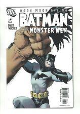 Batman and the Monster Men #4 | DC Comics - April 2006