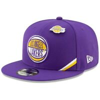 Los Angeles Lakers New Era 2019 NBA Draft 9FIFTY Snapback Adjustable Hat -