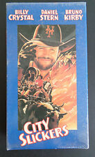 CITY SLICKERS Billy Crystal VHS Movie 1993 New FREE SHIP Sealed WESTERN Movie