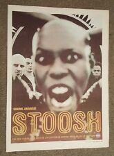 Skunk Anansie Stoosh 1996 press advert Full page 30 x 42 cm mini poster