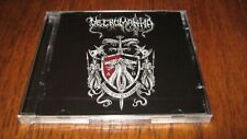 "NECROMANTIA ""Nekromanteion...."" 2 X CD  varathron rotting christ"