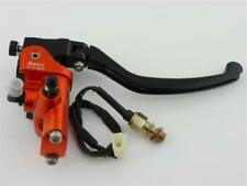 Radial Bremspumpe 17,5 verstellbar 18-20 mm mit Klapphebel