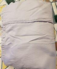 GENEVA Collection King FLAT Sheet Set Gray 1200 TC