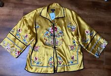 Brand new with tags size 10 Topshop yellow/gold kimono