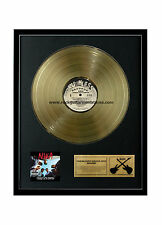 """RGM1242 NWA - Straight Outta Compton Gold Disc 24K Plated LP 12"""" Dr Dre Eazy-E"""