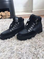 All Saints Mens Boots Black Size 43
