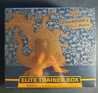 Pokemon Champions Path Elite Trainer Box TCG Factory Sealed Charizard