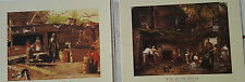 2 African American Art Prints LIFE IN THE SOUTH & UNCLE NED AT HOME